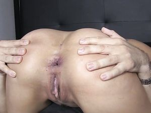 Anal Slut With Fake Tits Rides Him With Her Asshole