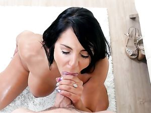 Anal Virgin Toyed And Fucked In Her Butthole