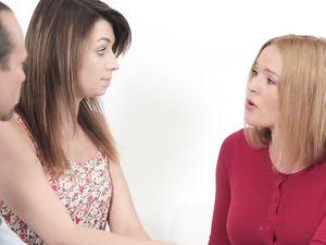 Wife Watches Her Husband Ass Fuck A Teenager