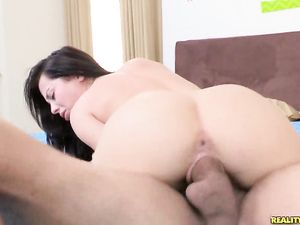 Teen Craves Hot Sex With A Thick Cock Man