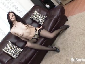 Smooth Teen Ass Fucked Relentlessly By His Big Dick