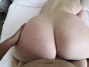 Curvy Ass Teen Takes Cash To Fuck Like A Slut