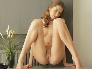 Precious Teen Beauty Masturbates With Her Vibrator