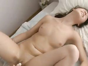 Teen Cleans The Dick Fresh From Her Wet Pussy