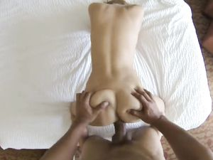 Perfect Body On The Dick Riding Beauty