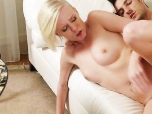 Elaina Raye Fucks Her Man With Great Passion