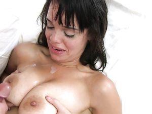 Fucking A Big Natural Boobs Latina Slut Hardcore