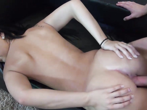Sweet Slut In A Swimsuit Loves Riding Hard Cock