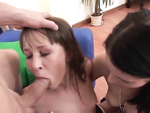 Young Anal Girls Will Do Anything For His Dick