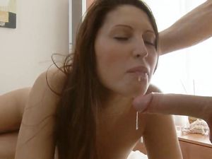 Girl Next Door Gets A Massage And A Hot Fucking