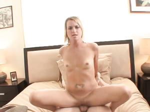 Needy Girl Climbs On His Big Cock For Hot Sex
