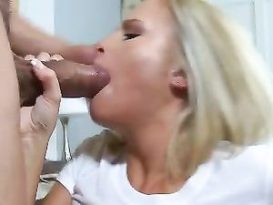 Bouncing Tits Shaking While Getting Fucked