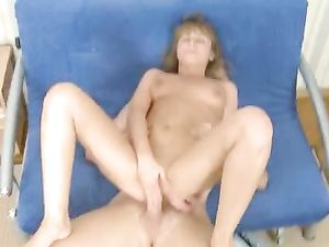 Sucking A Fat Cock Before Getting Pounded